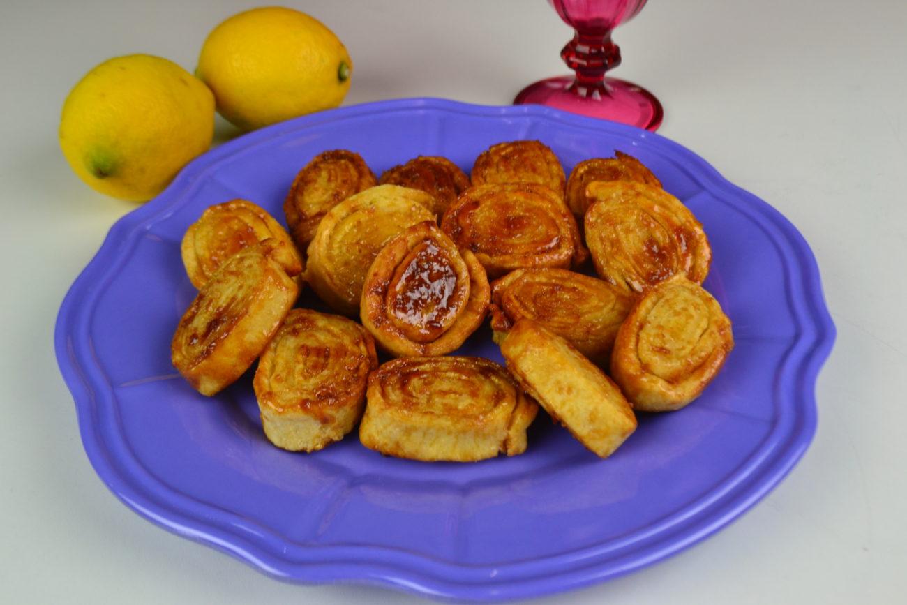 Tagliatelle dolci al limone - La gaia cucina di Patty