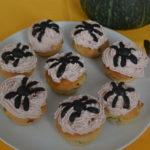 Muffin salati di Halloween
