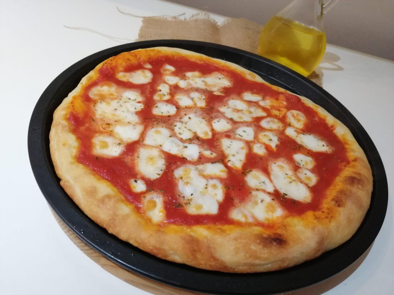 La pizza casalinga